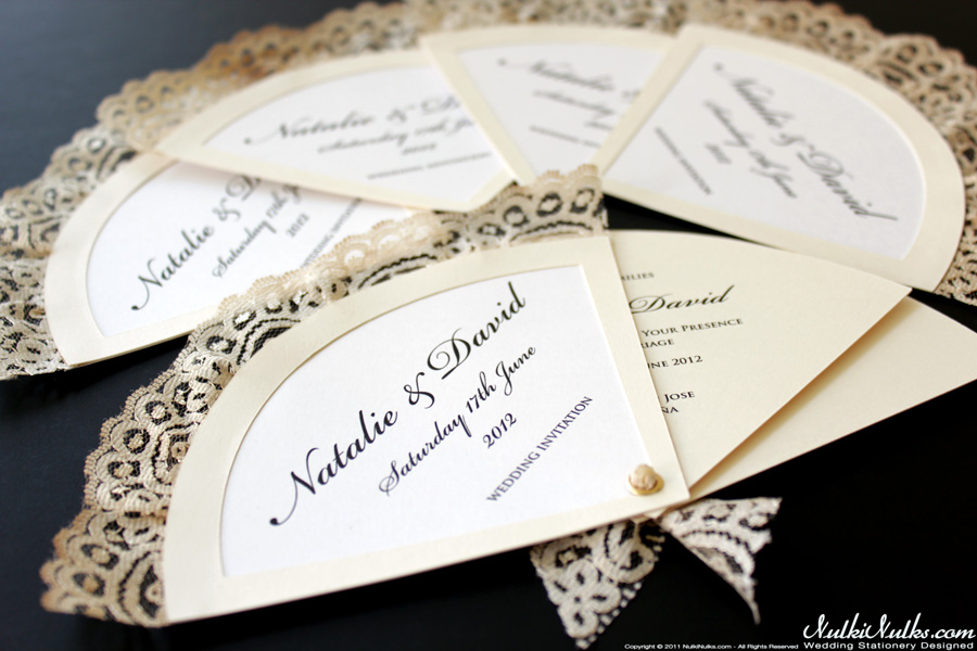 Themes For Wedding Invitations: Real Weddings Stationery By