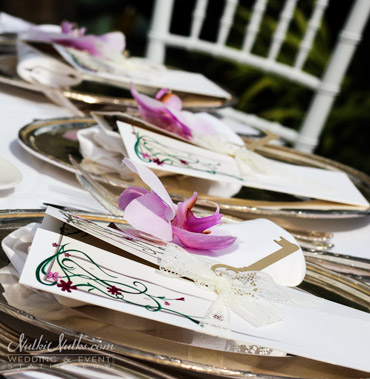 Marbella Club Hotel Secret Garden Wedding