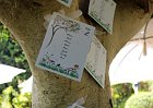 Midsummer Wedding Theme: Garden - Table Plan