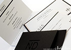 Modern and Elegant Wedding Invitation Suite
