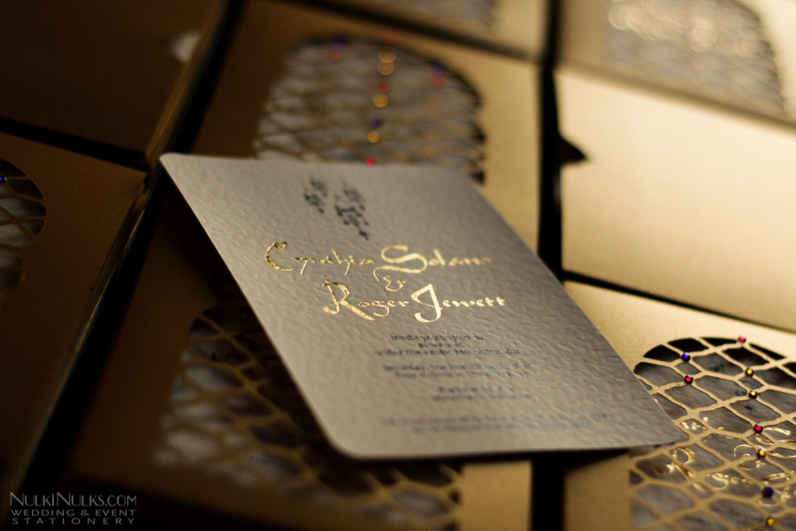 Arabic Invitations as good invitation design