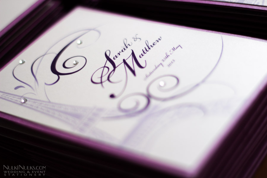 Paris Wedding Theme Stationery Suite | Real Weddings ...