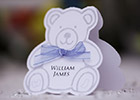 Periwinkle Blue Wedding - Various Signage