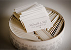 Wedding Favour Tags