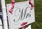 Various Wedding Themes: Mr and Mrs Signs
