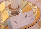 Various Wedding Themes: Spanish Flare Table Name