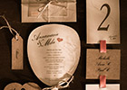 Vintage-style Wedding Stationery Suite