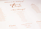 Wedding Table Plan Poster