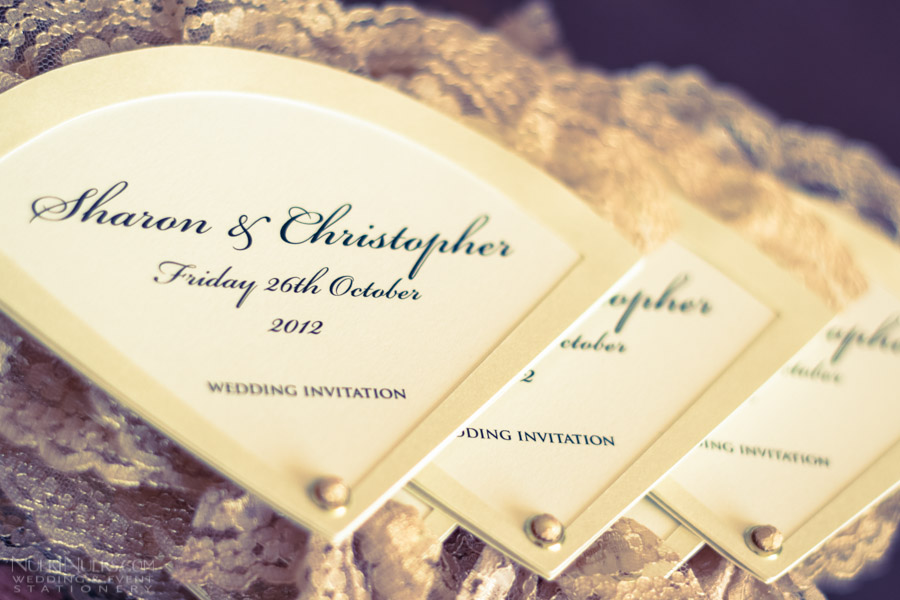 Wedding in Mallorca Stationery Suite   Real Weddings Stationery by ...